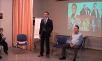 Тренинг с великим народным артистом и певцом РЕНАТ ИБРАГИМОВ